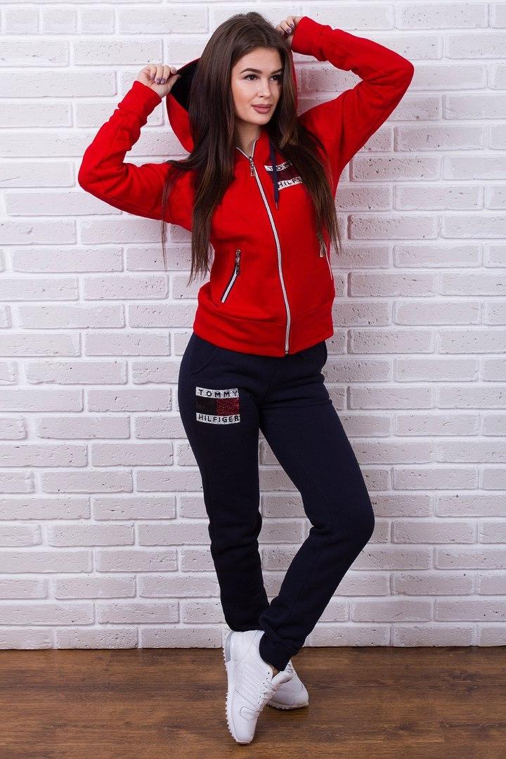 Спортивный костюм на флисе женский NM-464