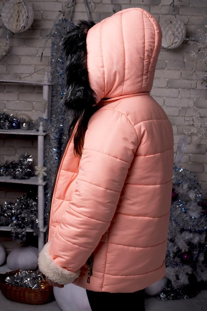 Зимняя куртка на синтепоне EV-2017