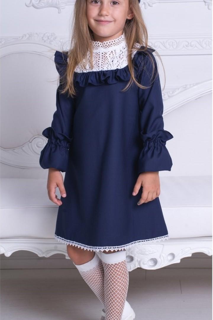 Платье в английском стиле EV-912A11