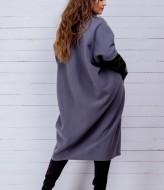 Модное кашемировое пальто  SIM-8191