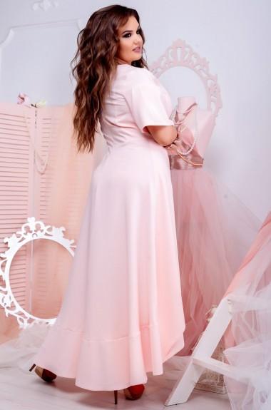 Платье каскад SIM-7005