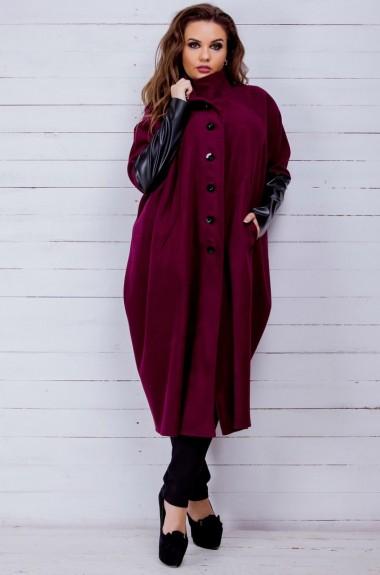 Модное кашемировое пальто  SIM-S8191