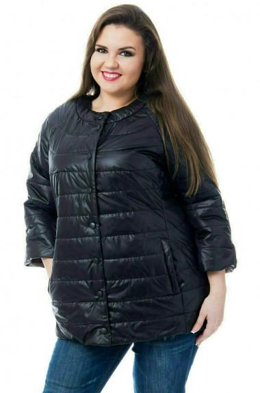 Куртка женская рукав три четверти MUN-101457