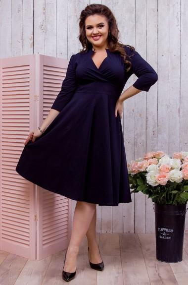 Платье с открытым декольте SIM-S8152