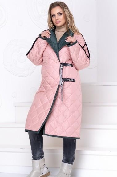 Пальто двухстороннее женское YM-05153A21