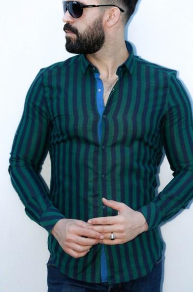 Кашемировая рубашка RT-10637181A400