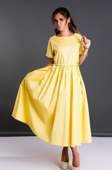 Красивое яркое платье AM-2652A415