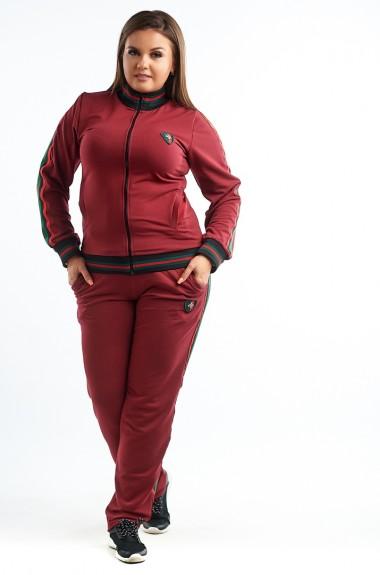 7f426388 Спортивные костюмы 2019. вы смотрели. Спортивный костюм женский MAL-20