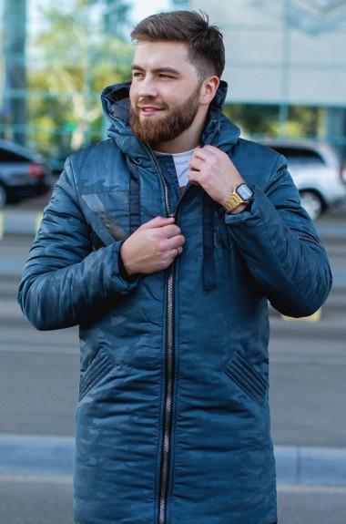 Куртка парка зима мужская EV-7428A850