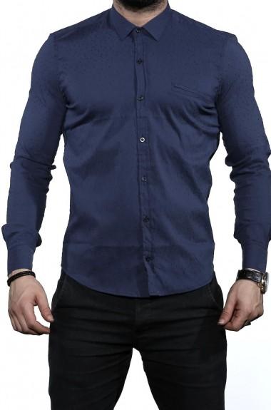 Классическая синяя рубашка RT-3156302A400