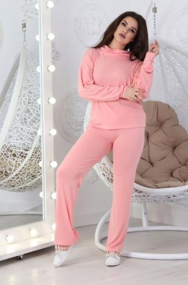 Спортивный брючный костюм женский  ND-377A300