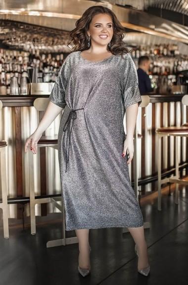 Модное платье оверсайз YM-5101A17