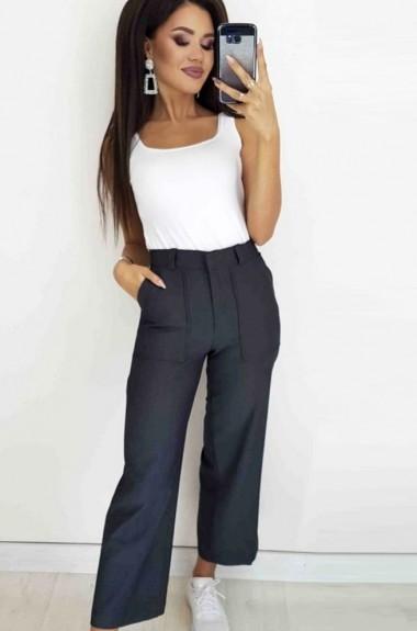 Модные брюки кюлоты EM-1040A200