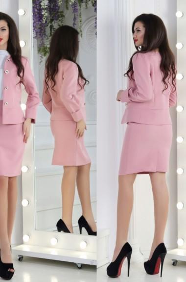 Женский костюм юбка и пиджак EM-1033A340