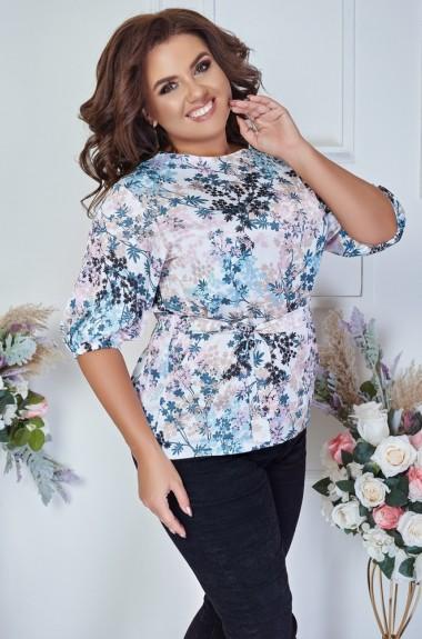 Женская блузка с принтом TF-10071A8