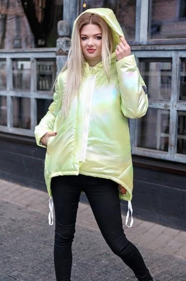 Модная блестящая куртка LIA-7303A23