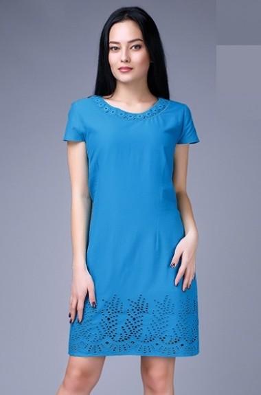 Нежное короткое платье RI-1621