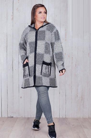 Куртка с карманами женская RI-1732A21.1