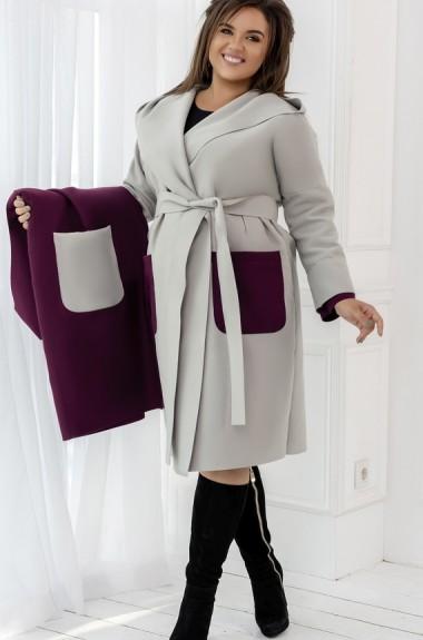 Пальто двойка MA-N800A700B750
