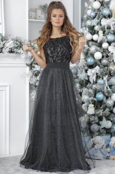 Вечернее платье с пышной юбкой NA-329A28B29