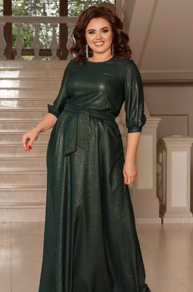 Красивое вечернее платье в пол BAB-175A390