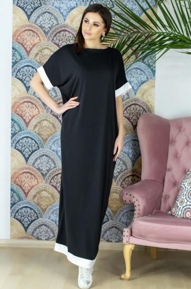Необычное длинное платье VEN-0069A14