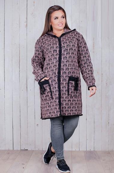 Шерстяная куртка женская RI-1620A20.7