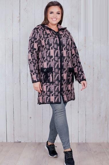 Куртка с карманами женская RI-2003A18.5