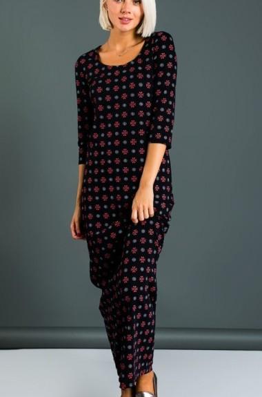 Длинное женское платье NAP-5008
