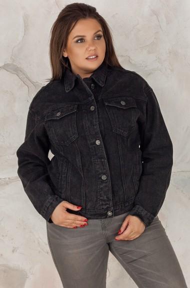 Классическая джинсовая куртка OYO-10411204A650