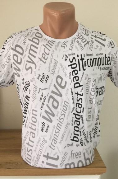 Молодежная мужская футболка AT-0603202A8