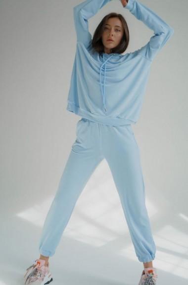 Спортивные брюки на резинке MV-627A270