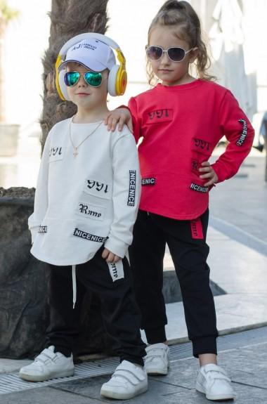 Детский трикотажный костюм EV-421