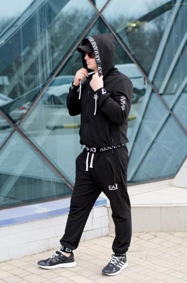 Модный спортивный костюм мужской EV-744
