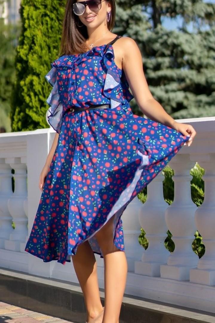 Женское легкое платье NAP-1092A440B460