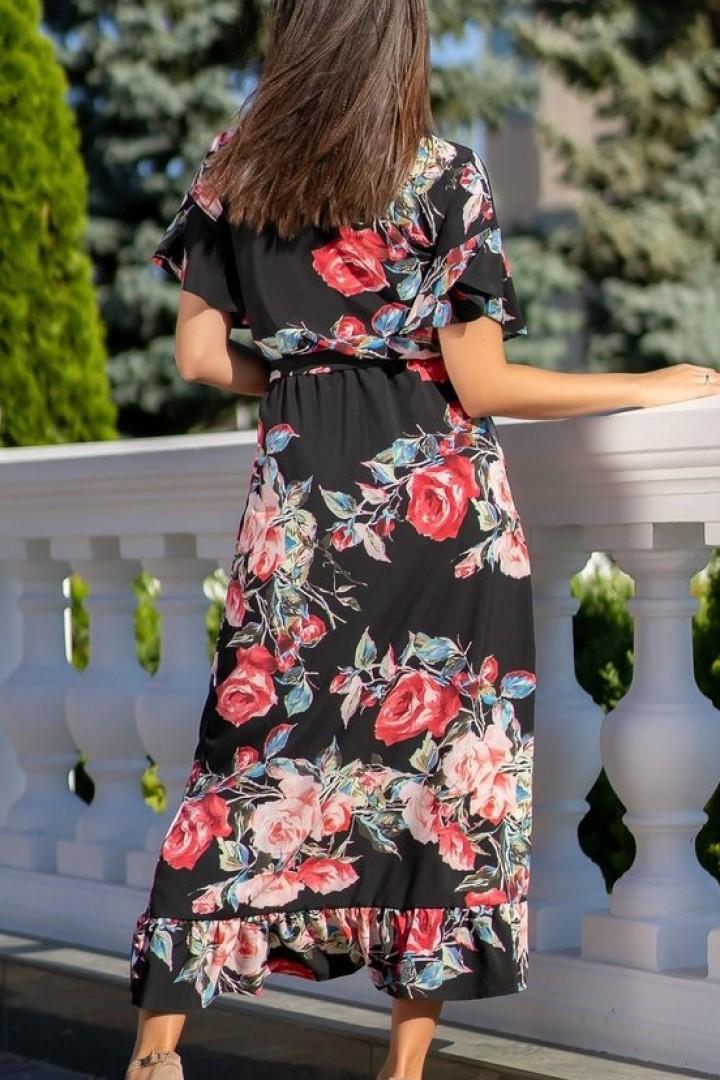 Женское платье с запахом NAP-1087A440B460