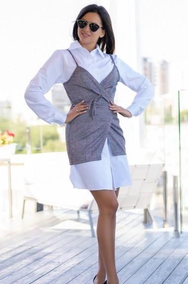 Женское платье двойка YM-5006.227A15B16