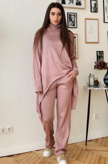 Модный вязаный костюм VT-021119A480