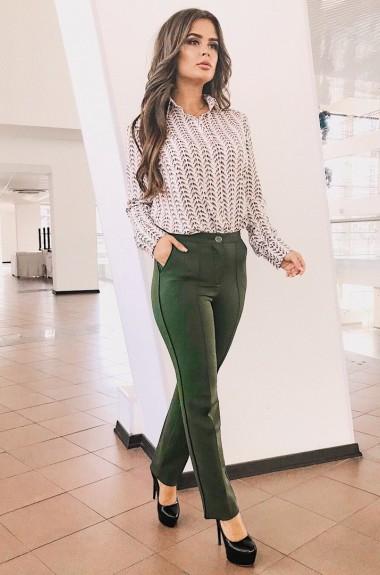 0a0b0485980e Длинные брюки и штаны широкие, женские в стильном магазине женской ...