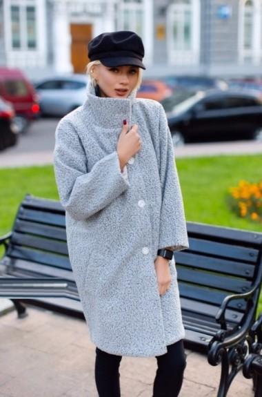 Женское пальто свободного покроя AMR-0172