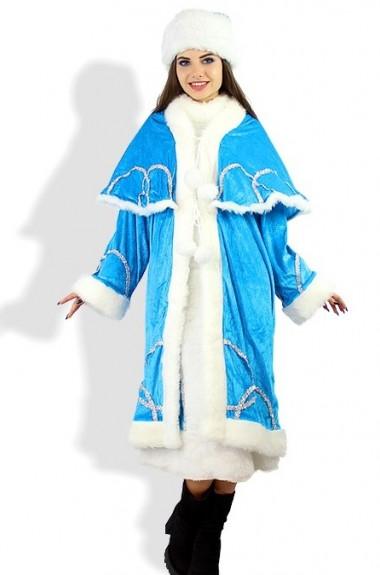 Карнавальный костюм Снегурочки RZ-61119A380