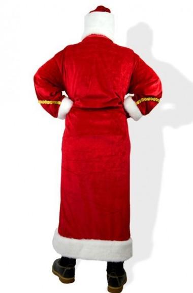 Костюм Деда Мороза красный RZ-61119A480