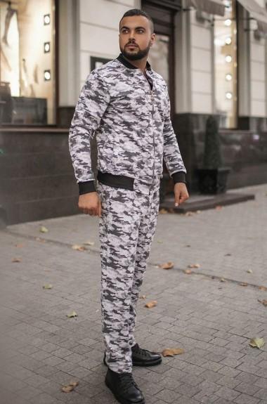 Камуфляжный спортивный костюм V7V-114A470