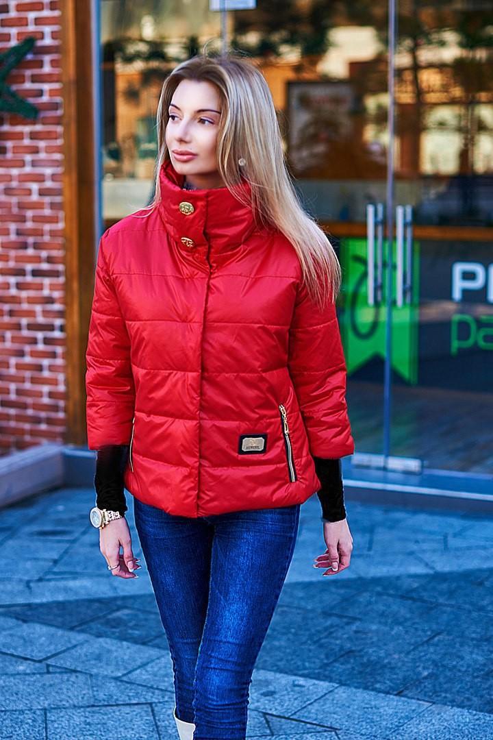 Куртка женская укороченный рукав VM-7075A11.5B14
