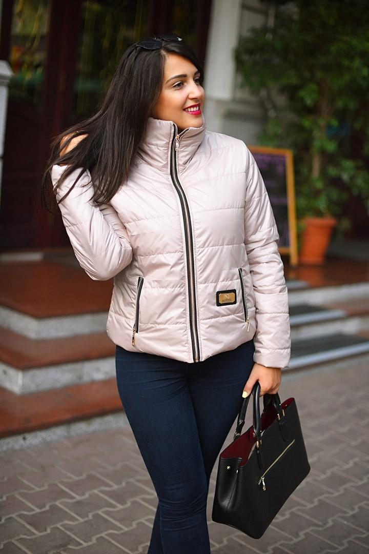 Короткая куртка женская VM-7074