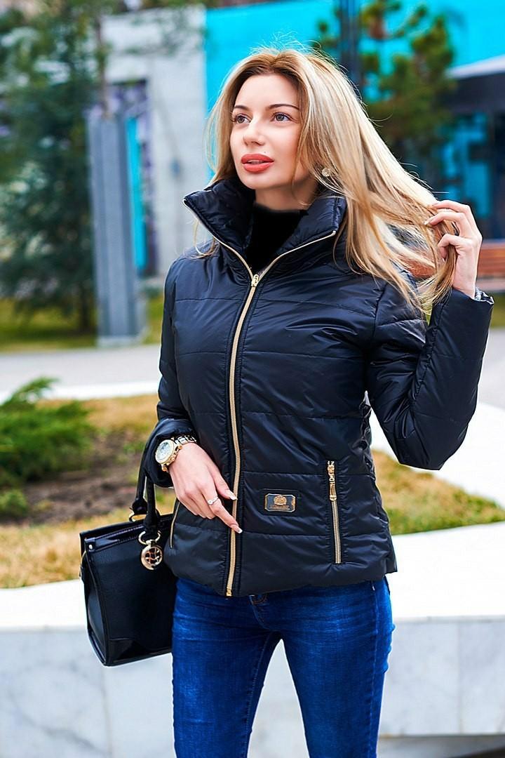 Короткая куртка женская VM-7074A11.5B13.5