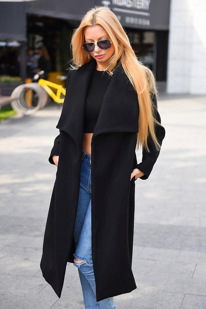 Женское прямое пальто VM-8081A20