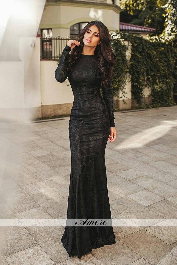 Платье женское по фигуре V7V-75