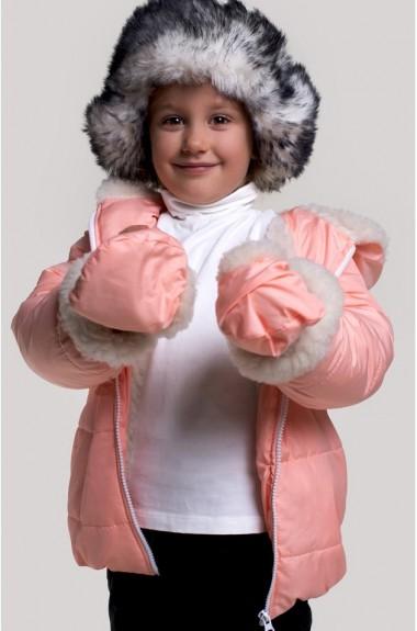 Куртка на овчине детская EV-6688