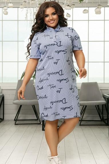 Красивое повседневное платье LZ-707A300